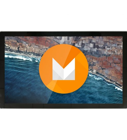 (SH2103AD) 21.5inch android led advertising display screen