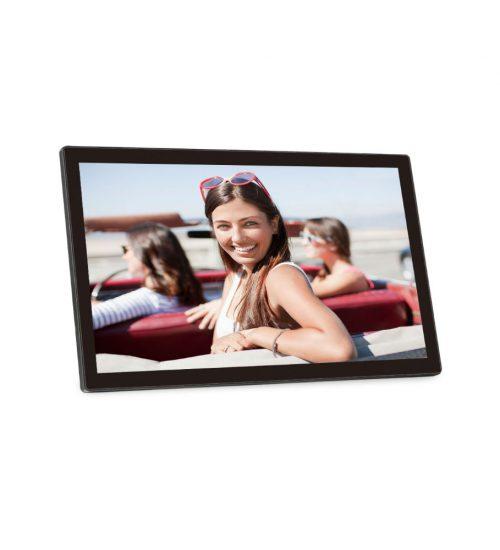 (SH2151DPF) 21.5″ digital picture photo frame