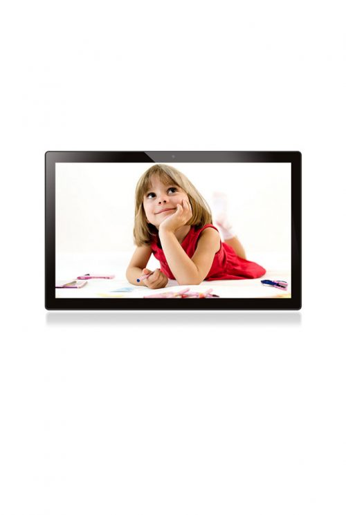 "(SH2152WF) 21.5"" touch screen digital photo frame"