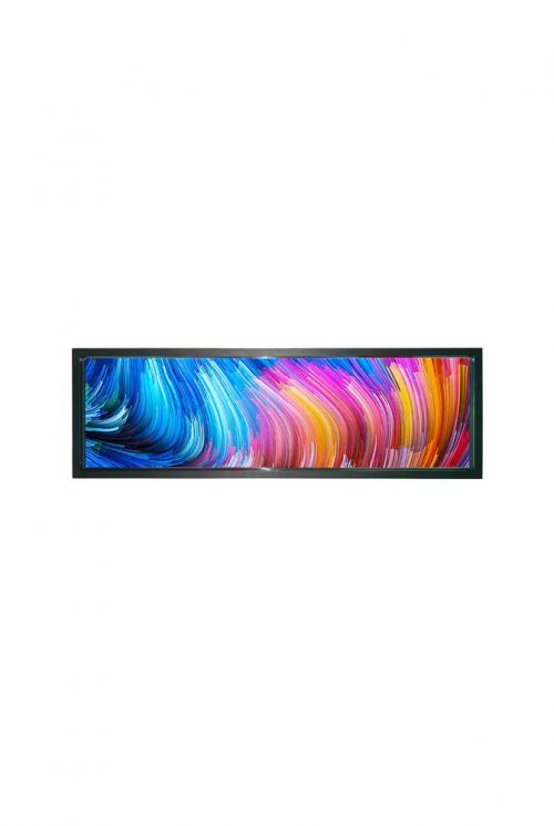 (SH380TAD) 38inch bar display with infrared touch