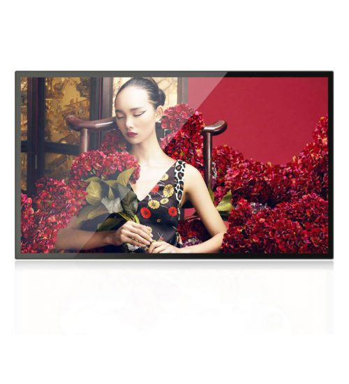 (SH5502WF) 55″ large size wifi digital picture frame