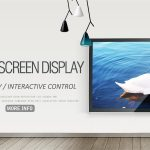 Touch screen display – Product release log